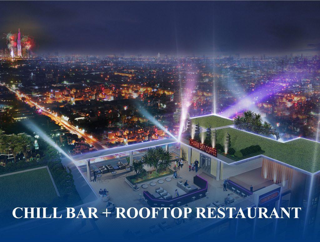 Sky bar Charm city dĩ an