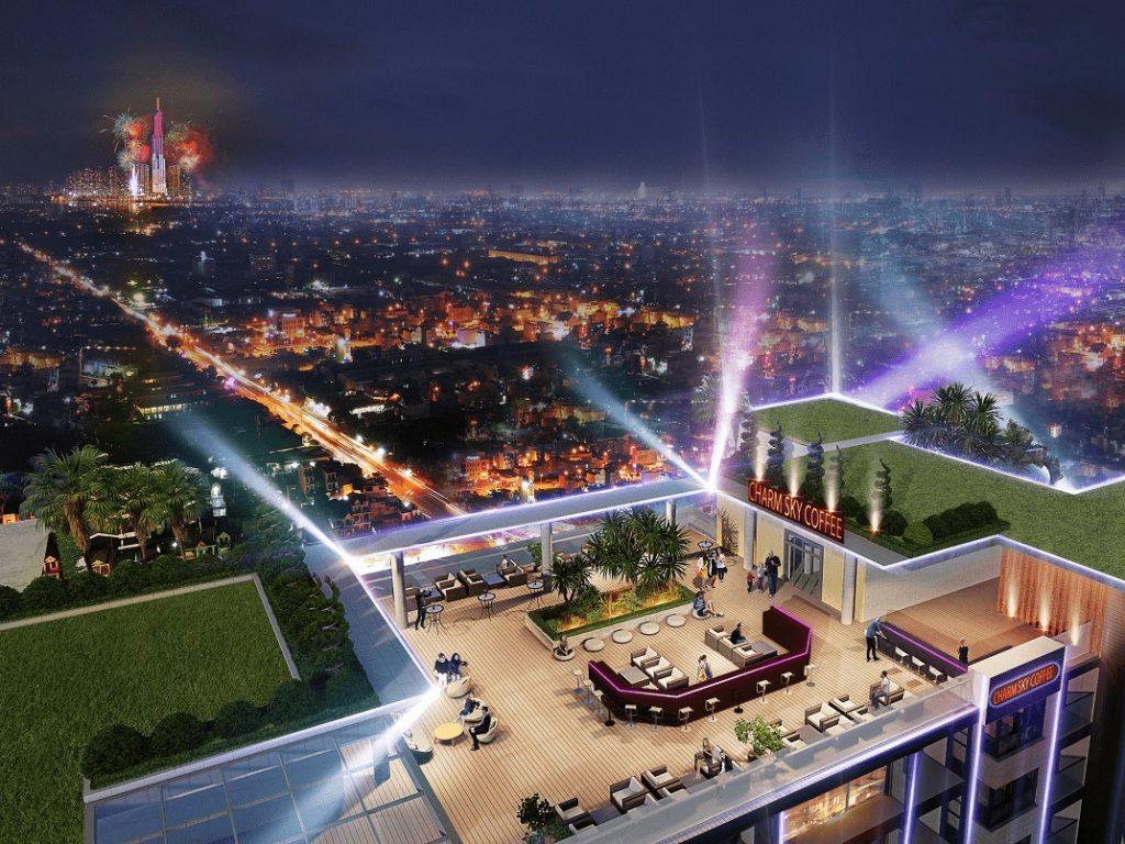 dự án charm city dĩ an